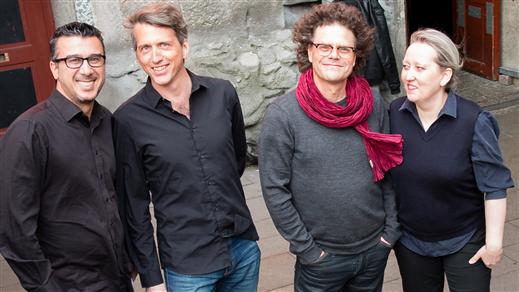 Bild för ANDERS HAGBERG Melodic Melange, 2018-11-24, Hallsbergs Jazz- och Bluesklubb