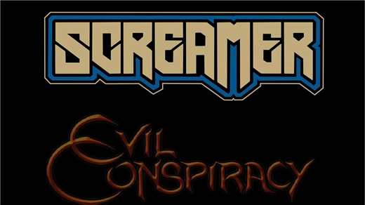 Bild för Evil Conspiracy + Screamer, 2019-11-30, Watt