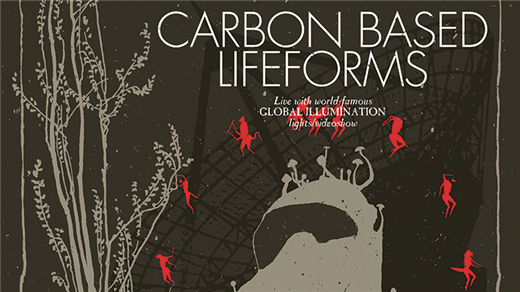 Bild för Carbon Based Lifeforms, 2017-01-21, En Arena Globen