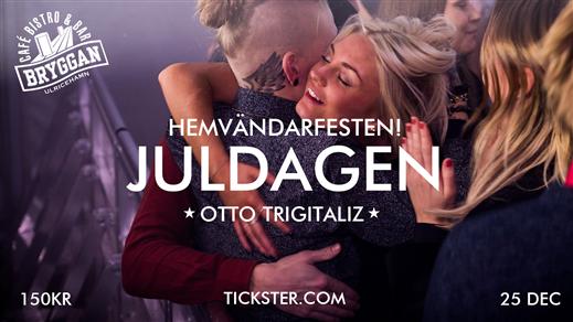 Bild för Juldagen på Bryggan 2019, 2019-12-25, Bryggan Ulricehamn