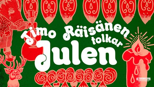 Bild för Timo Tolkar Julen, 2019-11-21, Frimis Salonger Numrerat
