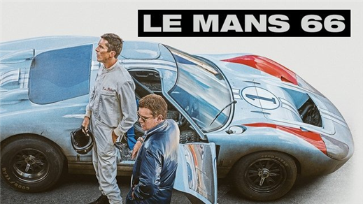 Bild för Le Mans '66, 2019-11-15, Biosalongen Folkets Hus