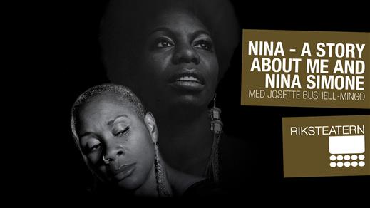 Bild för Nina - a story about me and Nina Simone, 2017-02-19, Tumbascenen Utbildningsvägen 2 Tumba