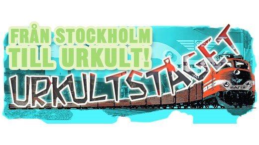 Bild för Urkultståget, 2017-08-02, Stockholm C