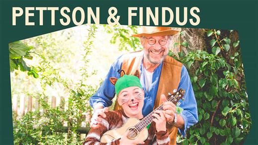 Bild för PETTSON & FINDUS, 2021-07-29, Utescenen, Huskvarna Folkets Park