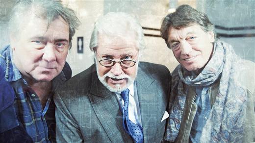 Bild för HERRAR - en komedi som gått i baklås (lör), 2016-12-03, Teatersalongen, Storsjöteatern