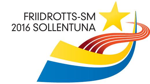 Bild för Friidrotts-SM i Sollentuna, 2016-08-26, Sollentunavallen