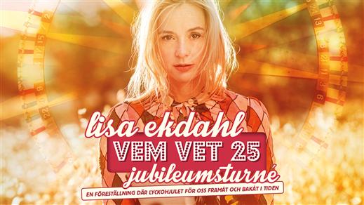 Bild för Lisa Ekdahl, 2019-04-05, Mässhallen