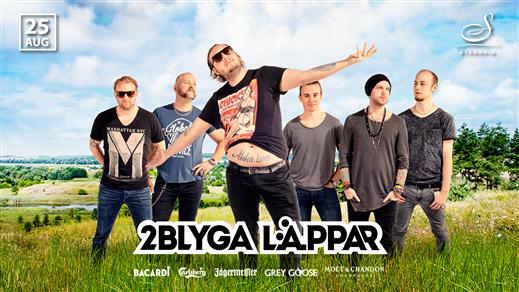 Bild för 2 Blyga Läppar, 2018-08-25, Villa Strömpis Örebro