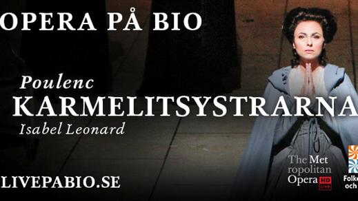 Bild för Karmelitsystrarna - The Met Live HD, 2019-05-11, Kulturhuset i Svalöv