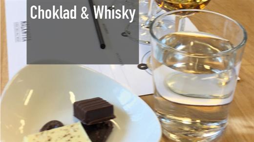 Bild för 12 okt - Choklad- och whiskyprovning, 2018-10-12, Whiskyby Gävle