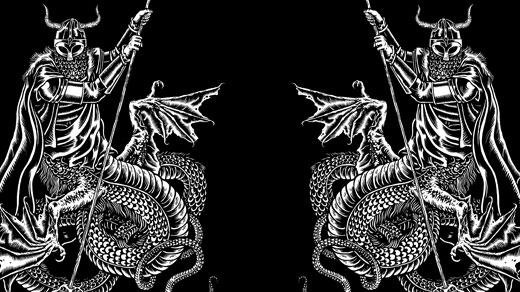 Bild för Mantar & Skeletonwitch, 2018-11-16, Sticky Fingers
