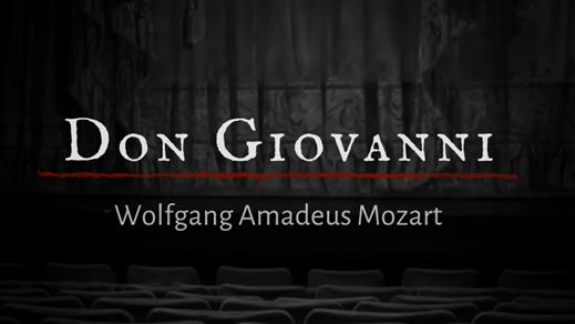 Bild för Premiär - Don Giovanni - SommarOpera, 2020-08-12, Varbergs Teater