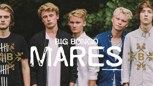 Bild för Big Bongo - Mares, 2016-11-25, Bongo Bar