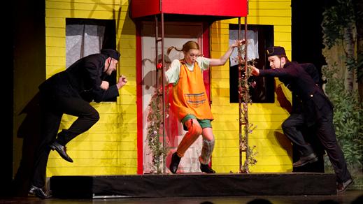 Bild för PIPPI LÅNGSTRUMP av Astrid Lindgren, 2016-11-20, Jönköpings Teater
