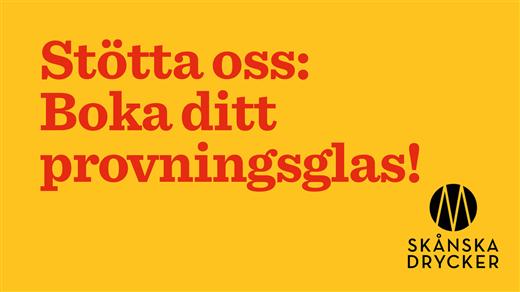 Bild för Festivalen Skånska Drycker ger inte upp, 2020-09-12,  Folk Mat & Möten Skånska Drycker