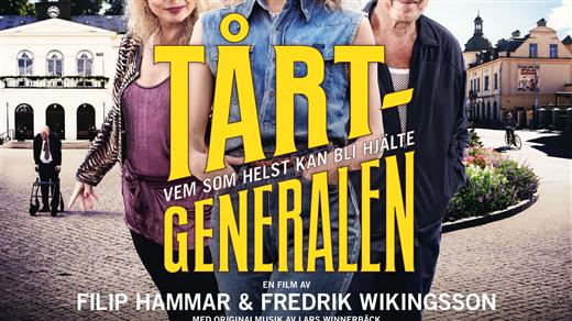 Bild för Tårtgeneralen (Sv. txt), 2018-03-11, Bräcke Folkets hus