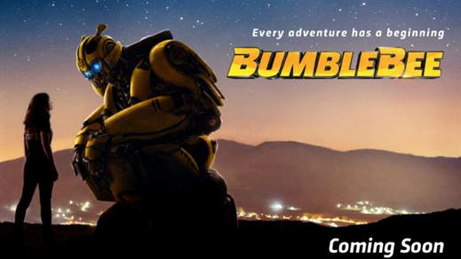 Bild för Bumblebee, 2019-01-04, Essegården