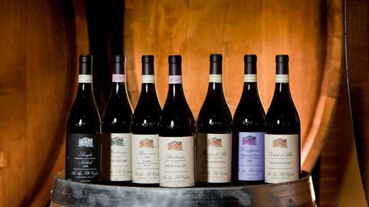 Bild för Vinmakarmiddag med Cigliuti (Barbaresco), 2020-02-01, Wine Mechanics