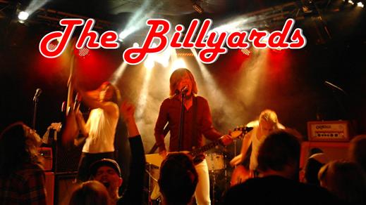 Bild för Konsert: The Billyards med gäster, Juldagen 2016, 2016-12-25, Biljardkompaniet