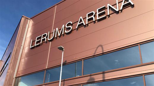 Bild för Div 1 Västra Herr: FBC Lerum vs. Nilsby IBK, 2020-01-11, Lerums Arena
