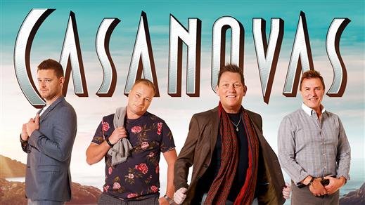 Bild för Casanovas, 2020-01-04, Halmstad Live