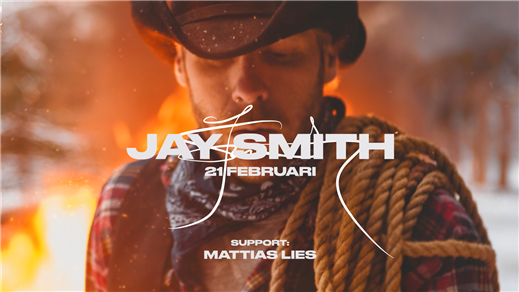 Bild för Jay Smith & His SCR Band + Support: Mattias Lies, 2020-02-21, Liljan