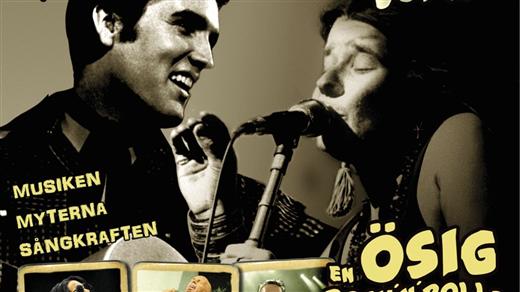 Bild för Elvis Presley & Janis Joplin, 2021-11-07, Tumbascenen Utbildningsvägen 2 Tumba