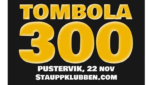 Bild för Tombola 300, 2021-11-22, Pustervik
