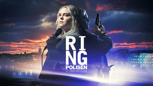 Bild för Johanna Nordström - Ring Polisen, 2020-09-15, Borås Kongress
