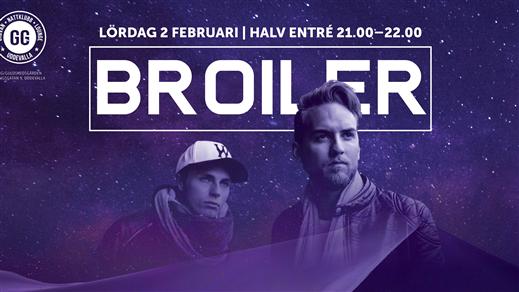 Bild för Broiler VIP-ENTRE @ GG, 2019-02-02, GG i Uddevalla