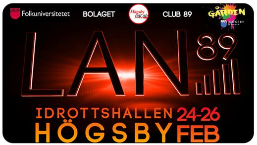 Bild för Lan 89 Högsby, 2017-02-24, Högsby idrottshall