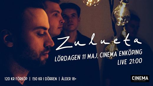 Bild för ZULUETA, 2019-05-11, Cinema