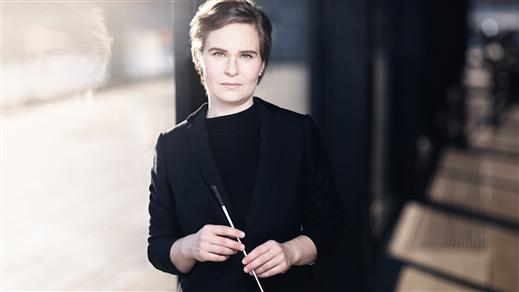 Bild för Nordiska Kammarorkestern - Brahms, 2021-04-16, Nolaskolans Aula