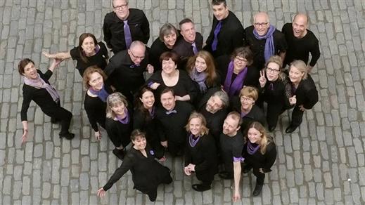 Bild för Sacred Concert - Duke Ellington, 2018-05-06, Sankt Johannes kyrka