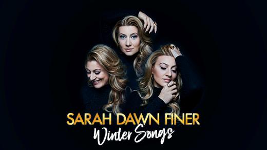 """Bild för Sarah Dawn Finer """"Winter Songs"""", 2019-11-23, Jönköpings Konserthus Elmia #2"""