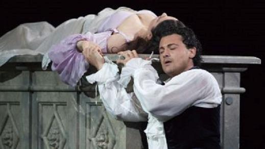 Bild för Romeo och Julia - The Met Live HD, 2017-01-21, Kulturhuset i Svalöv