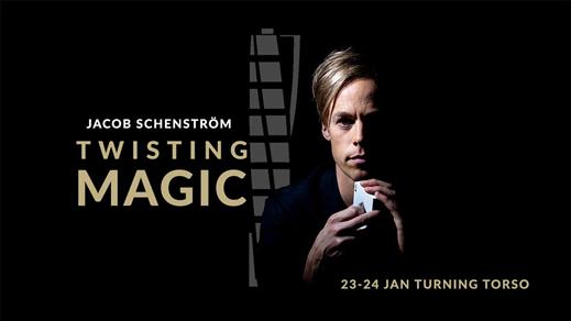 Bild för Twisting Magic 23-24jan, 2021-01-23, Turning Torso