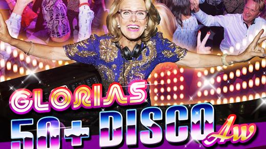 Bild för Glorias 50+ DISCO AW Stockholm 6 apr 2018, 2018-04-06, Rose Club