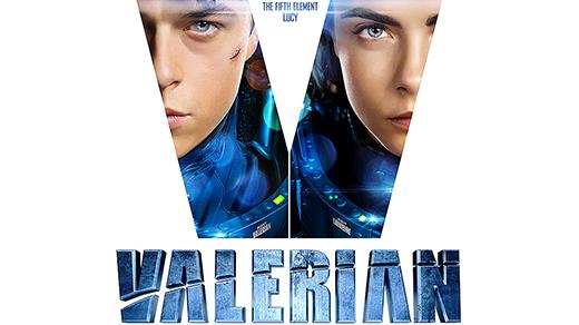Bild för Valerian and the City of a Thousand Planets  11 år, 2017-08-13, Biosalongen Folkets Hus