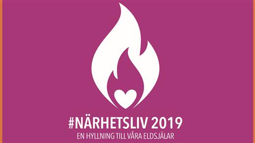 Bild för #Närhetsliv 2019 Prisutdelning, 2019-11-16, Saga Biografen Boden
