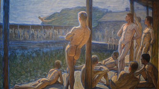 Bild för Konst och dolda begär, 2021-11-03, Hallwylska museet