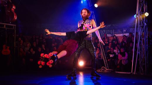 Bild för Cirkusslottet: CIRCUS I LOVE YOU, 2018-08-17, Obelix, Slottsparken