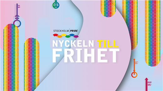 Bild för Stockholm Pride 2021, 2021-08-02, Stockholm Pride 2022