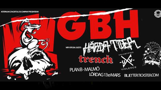 Bild för GBH / Hårda Tider / Trench + support, 2021-03-13, Plan B