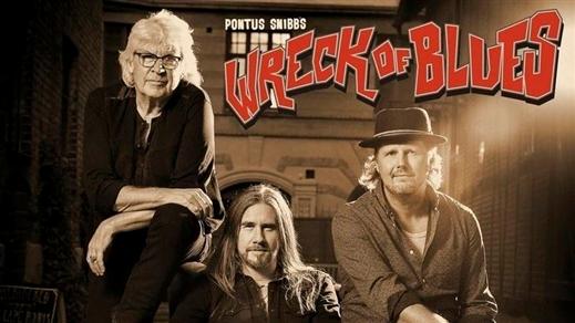 Bild för Wreck of Blues, 2018-02-21, Folk Å Rock