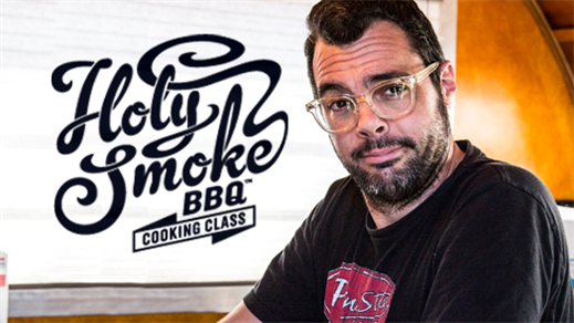 Bild för Holy Smoke BBQ cooking class - Aaron Franklin, 2016-08-11, Holy Smoke BBQ