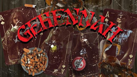 Bild för Gehennah - Live at The Hellhole Bar, 2020-08-22, Metal Clüb