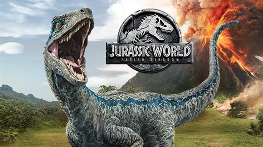 Bild för Jurassic World: Fallen Kingdom, 2018-06-10, Kulturhuset i Svalöv