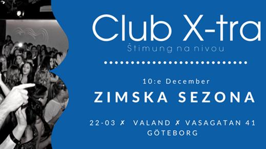 Bild för Club Xtra 10 December, 2016-12-10, Valands festvåning